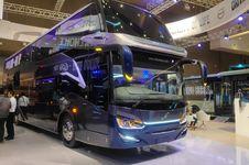 Pameran Bus Modern dan Klasik