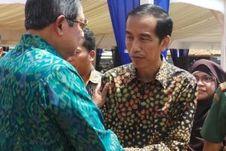 Presiden SBY Akan Bahas Pembangunan Perekonomian dengan Jokowi