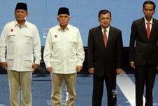 Prabowo Vs Jokowi, Priayi Vs