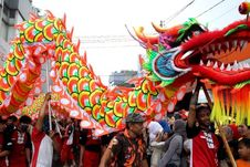 Meriahnya Karnaval Cap Go Meh Street Festival Bogor