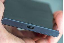 Melihat Tampang Sony Xperia XZ