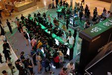 Penjualan Perdana Samsung Galaxy S8 dan S8 Plus  di Jakarta