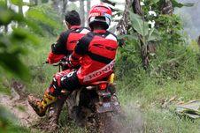 Honda CRF150L Test Ride di Bandung