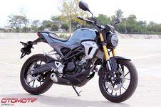 Cuma di Thailand, Honda CB150R ExMotion