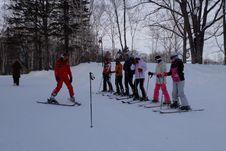 Belajar Ski di Hokkaido, Butuh Perjuangan...