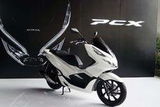 Generasi Ketiga Honda PCX 150 Diproduksi di Indonesia