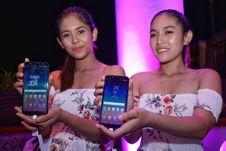 Sejenak Menggenggam Samsung Galaxy A6 dan Galaxy A6 Plus
