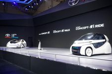 Mobil Konsep Masa Depan Nan Canggih di GIIAS 2018