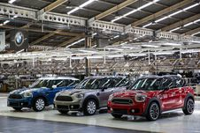 Mini Countryman Rakitan Sunter