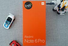 Redmi Note 6 Pro, Ponsel Empat Kamera Xiaomi Harga 3 Jutaan