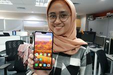Melihat Isi Kotak Xiaomi Mi 8 Lite
