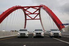Jajal Tujuh Ruas Tol Baru Jatim dan Jateng Bersama Mitsubishi Xpander
