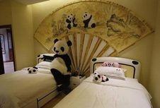 Pertama di Dunia, Hotel Bertemakan Panda