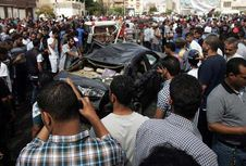 Bom Mobil Meledak di Benghazi, 15 Tewas