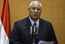 Presiden Interim Mesir Coba Rangkul Ikhwanul Muslimin