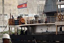 Panama: Kru Kapal Korut Terancam Hukuman Penjara 6 Tahun