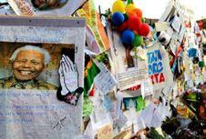 Sejumlah Negara Rayakan HUT Mandela