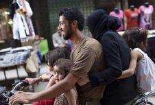 Krisis Pengungsi Suriah Meningkat Pesat