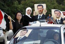 Assad: Butuh Setahun Hancurkan Senjata Kimia