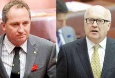 Jaksa Agung dan Menteri Pertanian Australia Dituduh Korupsi