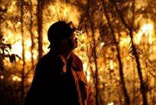 PBB: Kebakaran Hutan di Australia Contoh Perubahan Iklim