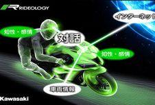 Ini Teknologi Masa Depan Kawasaki (Video)