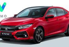Honda Selangkah Lagi Punya Mobil Otonomos