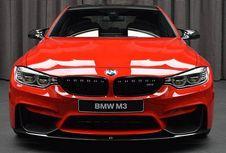 BMW M3 Merah ala Ferrari