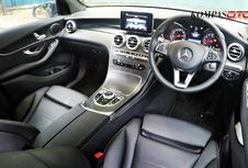 Nuansa Mewah Interior Mercedes-Benz GLC 250 Lokal