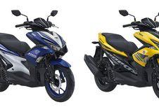 Buat Timang, Ini Spek Lengkap Yamaha Aerox 155