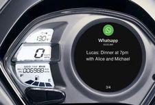 Baca Whatsapp Sekarang Bisa di Panel Motor