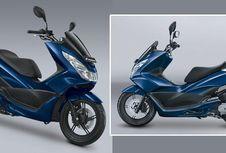 Honda PCX Punya Warna Baru nan Elegan