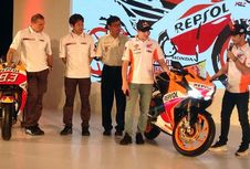 Honda CBR250RR Edisi Spesial Resmi Meluncur