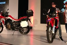 Honda Lepas CRF1000L dan CRF250Rally di Indonesia