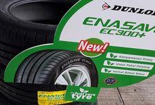 Dunlop Pamer Ban yang Bisa Irit BBM