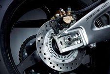 """Honda Patenkan Teknologi Pengereman Canggih di """"Roda Dua"""""""