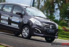 Sensasi 'Cabe Rawit' Suzuki Ertiga Diesel Hybrid