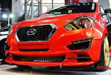 Datsun Go Street Racing dengan Sentuhan  'Rekondisi'