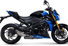 Suzuki Tingkatkan Performa GSX-S1000 Terbaru