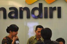 Kredit Bank Mandiri Tumbuh 22,3 persen