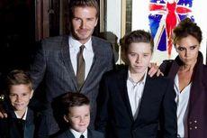 Kata Sang Istri, David Beckham Harus Jadi Pemeran James Bond
