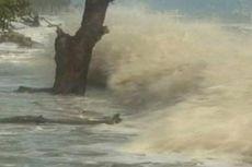 Tiga Kabupaten di NTT Dilanda Banjir Rob