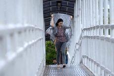 Jembatan Penyeberangan Pasar Projo Ambarawa Akan Dibongkar