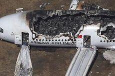 Detik-detik Jatuhnya Pesawat Asiana Tayang di YouTube