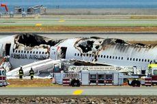 Pilot Asiana Airlines Masih Berlatih Terbangkan Boeing 777