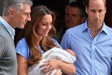 Pria Swiss Daftarkan Nama Pangeran Baru Inggris sebagai Alamat Web