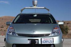 Google Uji Mobil Tanpa Sopir di Jalan Raya