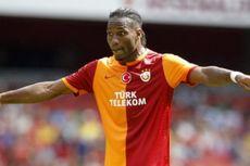 Tiga Penalti Warnai Kemenangan Tipis Galatasaray