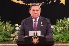 Presiden SBY Bertemu BJ Habibie