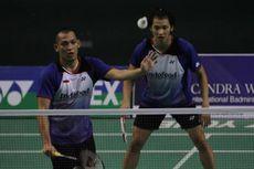 Duet Baru, Fran Kurniawan/Bona Septano Melaju ke Semifinal